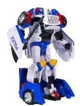 Hello Carbot Fron Police X Transformation Action Figure Toy image 4