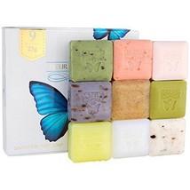 Ecstacy Soaps Gift Box Set of 9 x 25 Gram Bars Bar Bath Body Health Beauty - $19.11