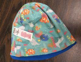Disney Store Finding Dory Reversible Kids Hat PIXAR Unisex sz M L 7 - 10 image 5