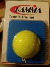Gamma Tennis Trainer NEW Indoor Outdoor Practice Trainer - $15.20