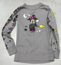 EUC Hanna Andersson Disney Girls Minnie Mouse Halloween PJ top size 110 ... - $12.38