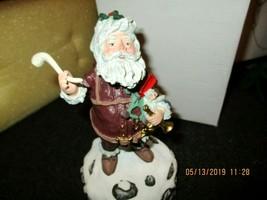 "1990 1st Event DR Duncan Royale Nast & Music 8"" Santa Claus Musical Figu... - $98.01"