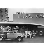 American Graffiti Dreyfuss Hopkins TKK Vintage 24X30 BW Movie Memorabili... - $41.95