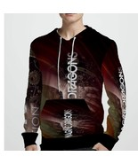 Imagine Dragons Friction MENS HOODIE - $40.99+