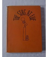 AWESOME Vintage 1931 The Stag at Eve Risque Book Sexy Cartoon Drawings - $65.00
