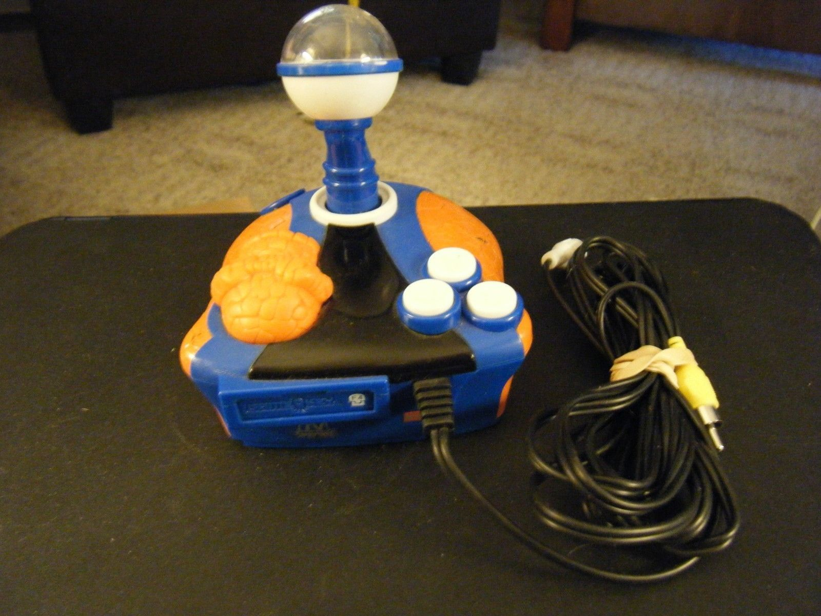 Jakks Pacific Fantastic Four:  The Thing Plug & Play TV Game (TV, 2005)