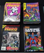 Hero Illustrated Magazines Issues By Warrior Publishing Lot - $30.00