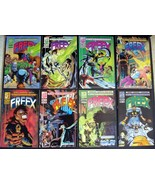 Freex #1-18, Giant- Size #1 Complete Run Malibu... - $20.00