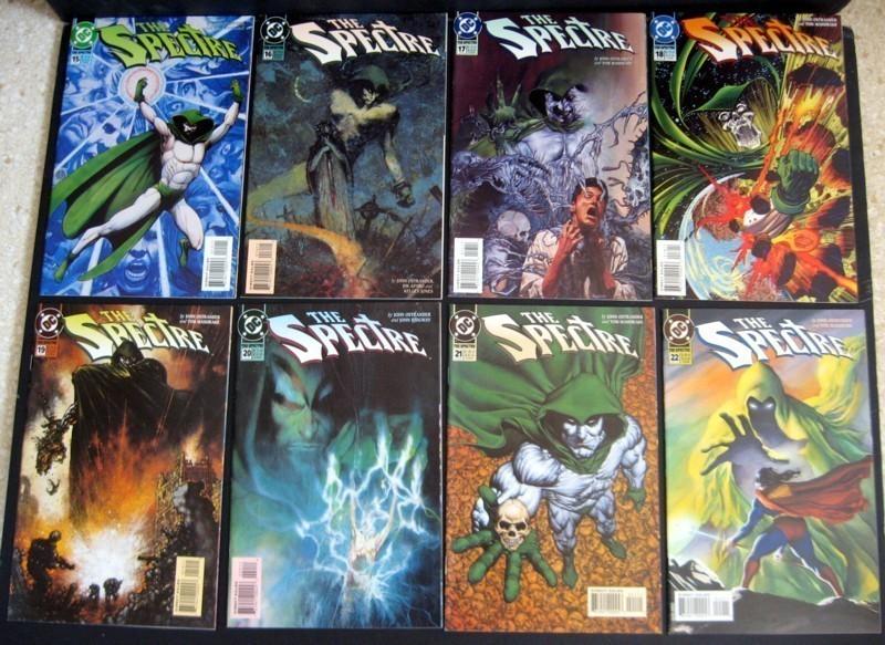 Spectre (1993; 3rd Series) #4-7, 9, 12-26, 50 Lot