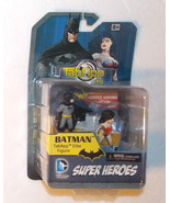 DC Comics Superheroes Batman and Wonder Woman H... - $8.59
