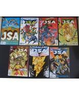 JSA (1997) #1-7, 48, 73 Lot DC - $12.00