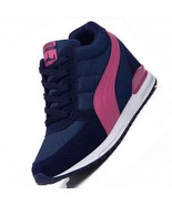 New Women Casual Air Shoes Athletic Tennis Heel Trainers Sport Summer Wi... - $39.99