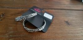 Paparazzi Earrings (New) #514 Ballroom Blitz White - $8.58