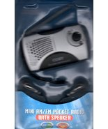 Coby AM/FM Portable Radio CX5 - $14.00