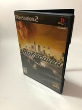 Need For Speed Undercover PS2 Playstation 2 Game Complete - $8.59