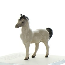 Hagen Renaker Miniature Horse Tiny Gray Stallion Ceramic Figurine image 7