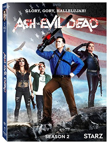 Ash Vs. Evil Dead Season 2 (2017) DVD