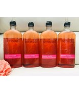4 New Bath & Body Works Aromatherapy Sensual Jasmine Vanilla Body Wash 10 Oz. - $39.59