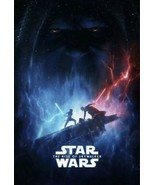 """star wars the rise of skywalker poster 24"""" X 16"""" Wall decor New - $10.89"""