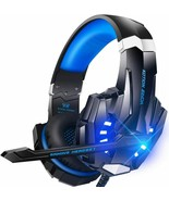 Gaming Headset for PS4 PC Xbox One PS5 Controller Stereo Over Ear Noise ... - $28.70