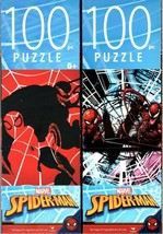 Marvel Spider - Man - 100 Piece Jigsaw Puzzle (Set of 2) - v5 - $14.84