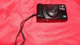 VIVITAR 200PZ 35 mm CAMERA NICE CONDITION  FREE USA SHIPPING - $18.69