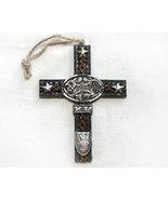 Southwestern Star Cross Christmas Ornament Decor  - $5.95