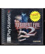 Resident Evil 2 (Playstation Game) Capcom - $35.00