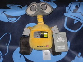 WALL-E SOFT PLUSH TOY approximately 8 inch. Brand New. Disney Store. - $14.83