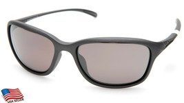 New Oakley OO9297-05 She's Unstoppable Grey Polarized Sunglasses 59-17-134mm  - $98.98