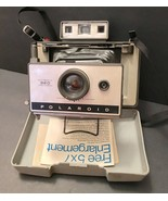 Polaroid 320 Instant Film Folding Land Camera AAA Battery Not Tested - $18.69