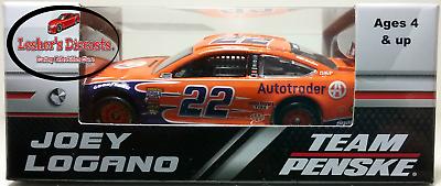 Joey Logano 2018 #22 Autotrader Ford Fusion 1:64 ARC -