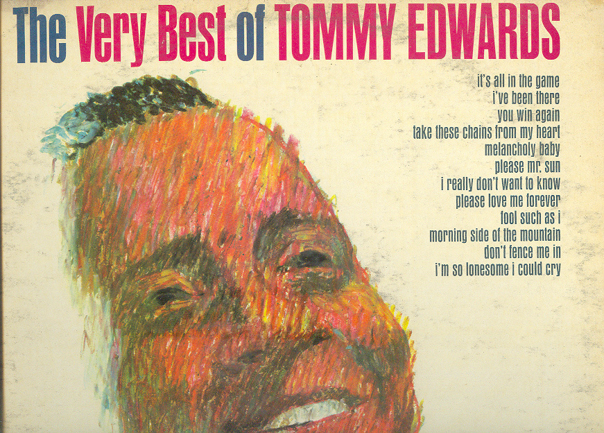 Very best of tommy edwards