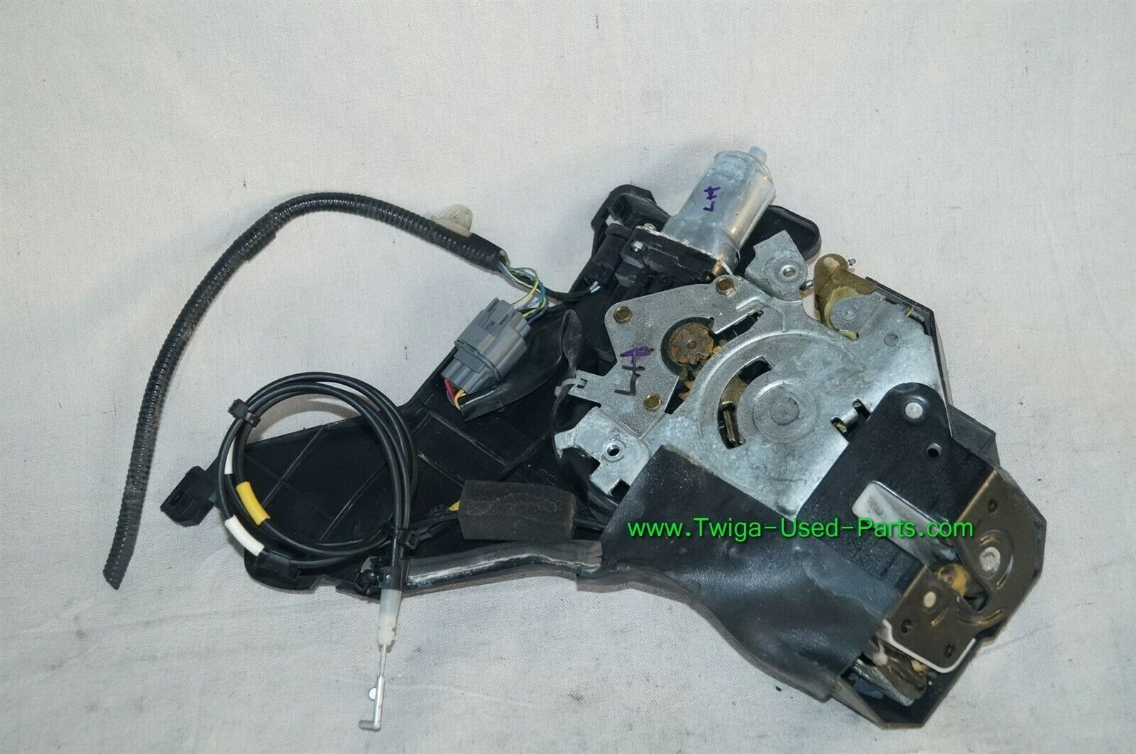 05-10 Honda Odyssey Power Sliding Door Lock Latch Assembly Driver Left - LH