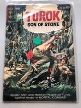 Turok Son of Stone (1956 Dell/Gold Key) #39 FN Fine - $23.76