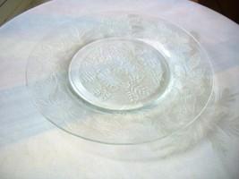 "Set of 5 McBeth Evans Depression Glass 8"" Luncheon Plates 1930/1934 - $19.80"