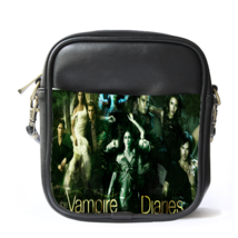 Sling Bag Leather Shoulder Bag The Vampire Diaries Beautiful American Su... - $14.00