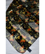 BUTTERFLY PRINT SCARF - $7.50
