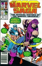 The Marvel Saga: The Official History of the Marvel Universe #19 (Marvel... - $7.99
