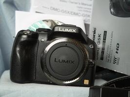 Panasonic LUMIX DMC-G5 16.0MP Digital Camera c/w Inst,Strap,Charger Boxed-TESTED - $120.00