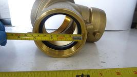 FDC Auto Spkr 300 09-000 Fire Protection Valve Brass New image 6