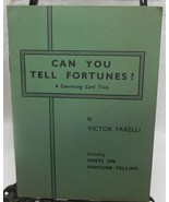Can You Tell Fortunes? by Farelli, Victor - $33.80