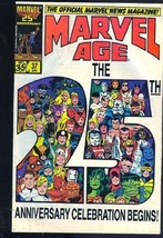 Marvel Age #37 [Comic] by Marvel Age - $7.99