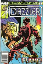 Dazzler #23 (Fire In The Night!) [Comic] by Marvel Comics - $7.99