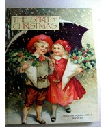 BRAND NEW Spirit of Christmas Anne Childs 1992 Hardcover Book 6 - $5.93