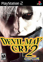 Devil May Cry 2 (Sony PlayStation 2, 2003) DISC IS MINT - $5.99