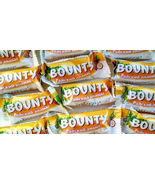Bounty Pineapple Bars chocolate Rare Ananas New Russian Limited 17 piece... - $24.90