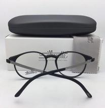 New SILHOUETTE Eyeglasses SPX 2905 75 9060 55-16 Matte Black & Gunmetal ... - $299.95