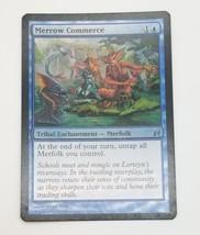 Merrow Commerce x1 Foil MP Lorwyn LRW MTG Magic the Gathering English - $14.26