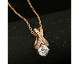 Y necklaces pendants wholesale fashion brand crystal wedding jewelry for women 368 thumb155 crop